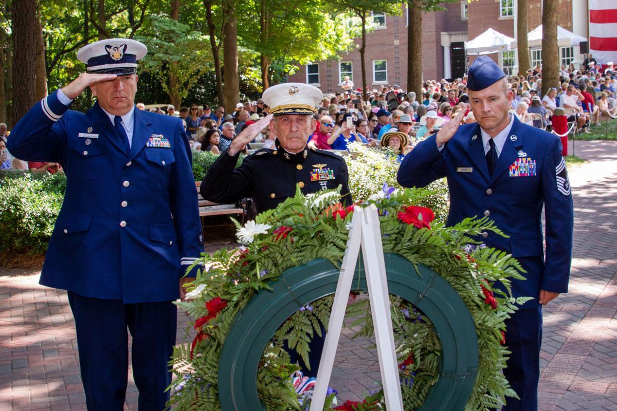 Veterans Wreath