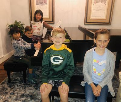 PIANO STUDENTS WIN DIVISION AT NORTH FULTON MUSIC TEACHER ASSOCIATION FALL FESTIVAL