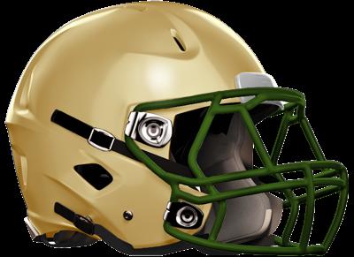 Pinecrest Academy HS Football Helmet