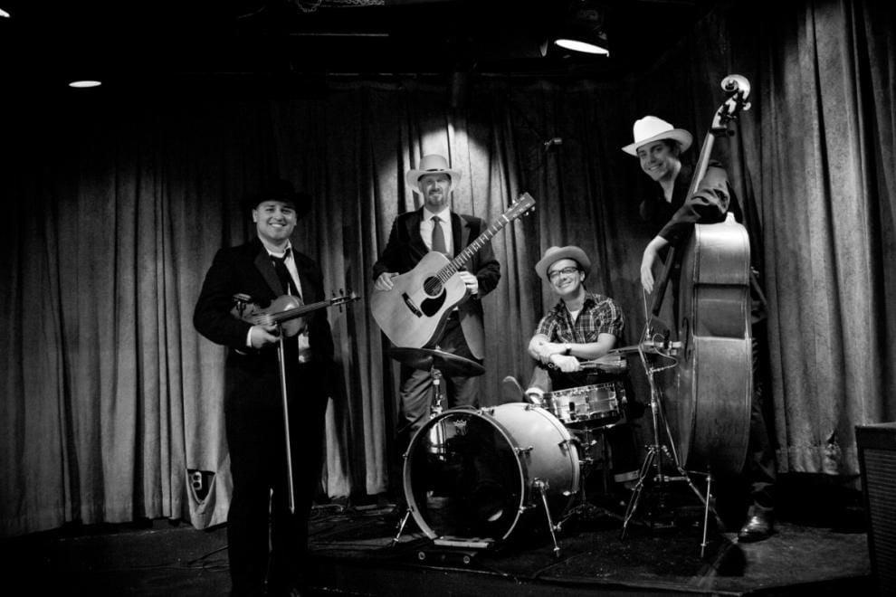Brian Ashley Jones Trio and HANK YOU! Hank Williams Tribute