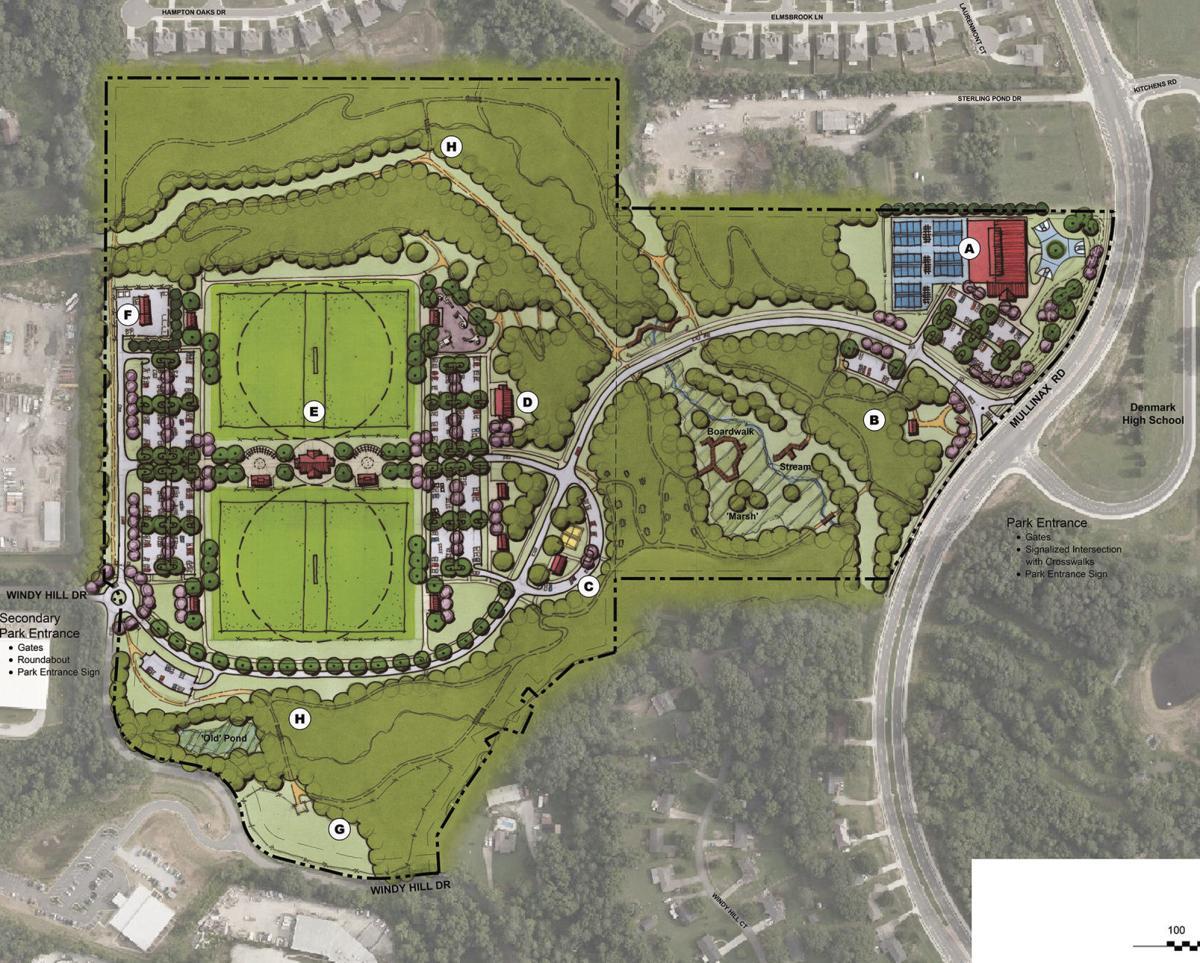 Denmark Park Plan