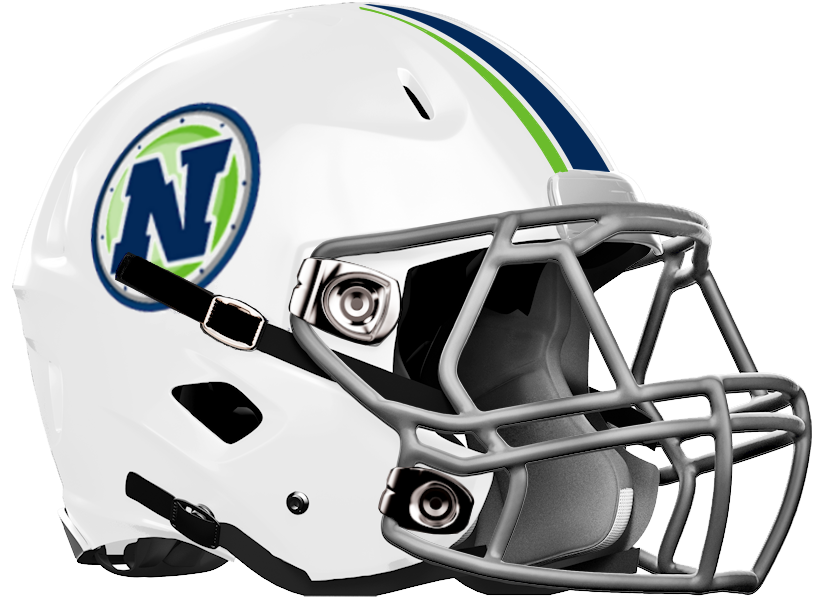 Northview HS Football Helmet
