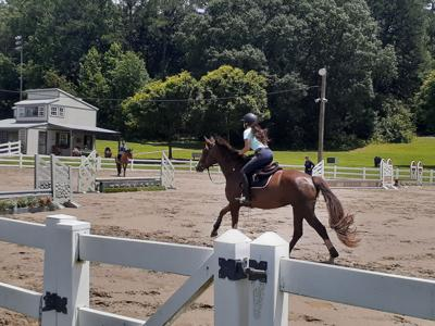 equestrian center phase i