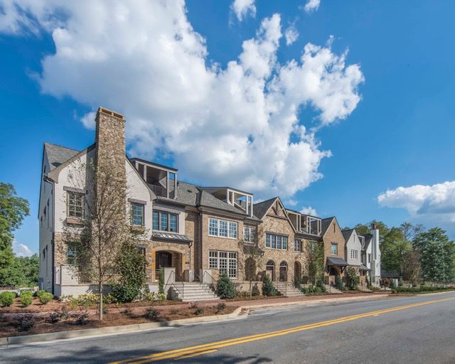 West Main townhomes