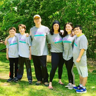 The Rissland Family's 11th Fundraiser to Benefit Son and Others with CdLS
