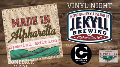 Made In Alpharetta Jekyll Vinyl