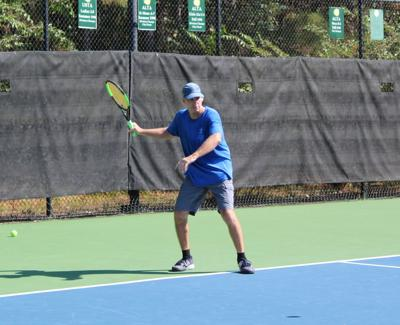 Milton CC Tennis