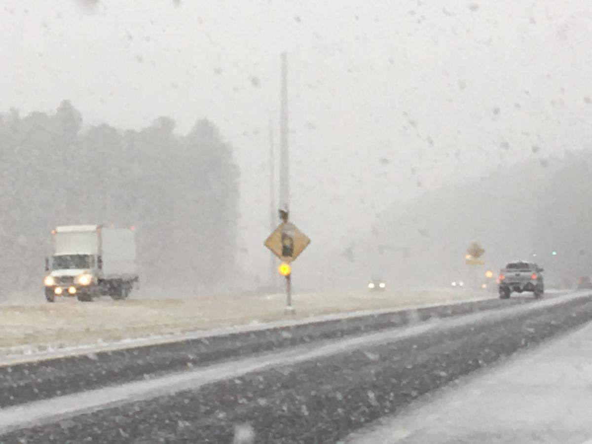 Snowy Forsyth Road