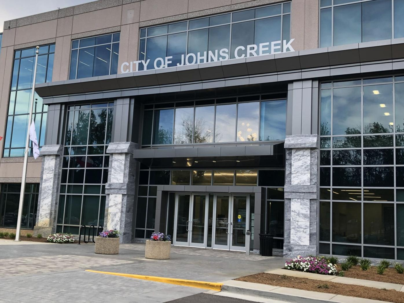Johns Creek City Hall