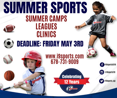 SUMMER WITH i9 SPORTS