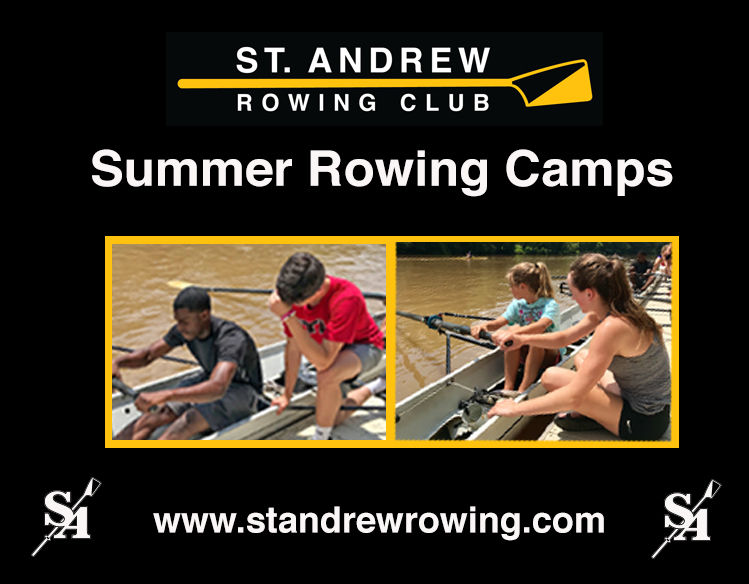 Try Rowing This Summer!