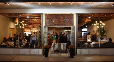 Tap & Six closed