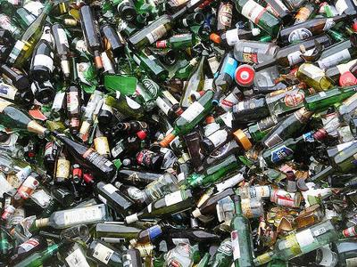 Milton's waste haulers no longer accepting glass recycling