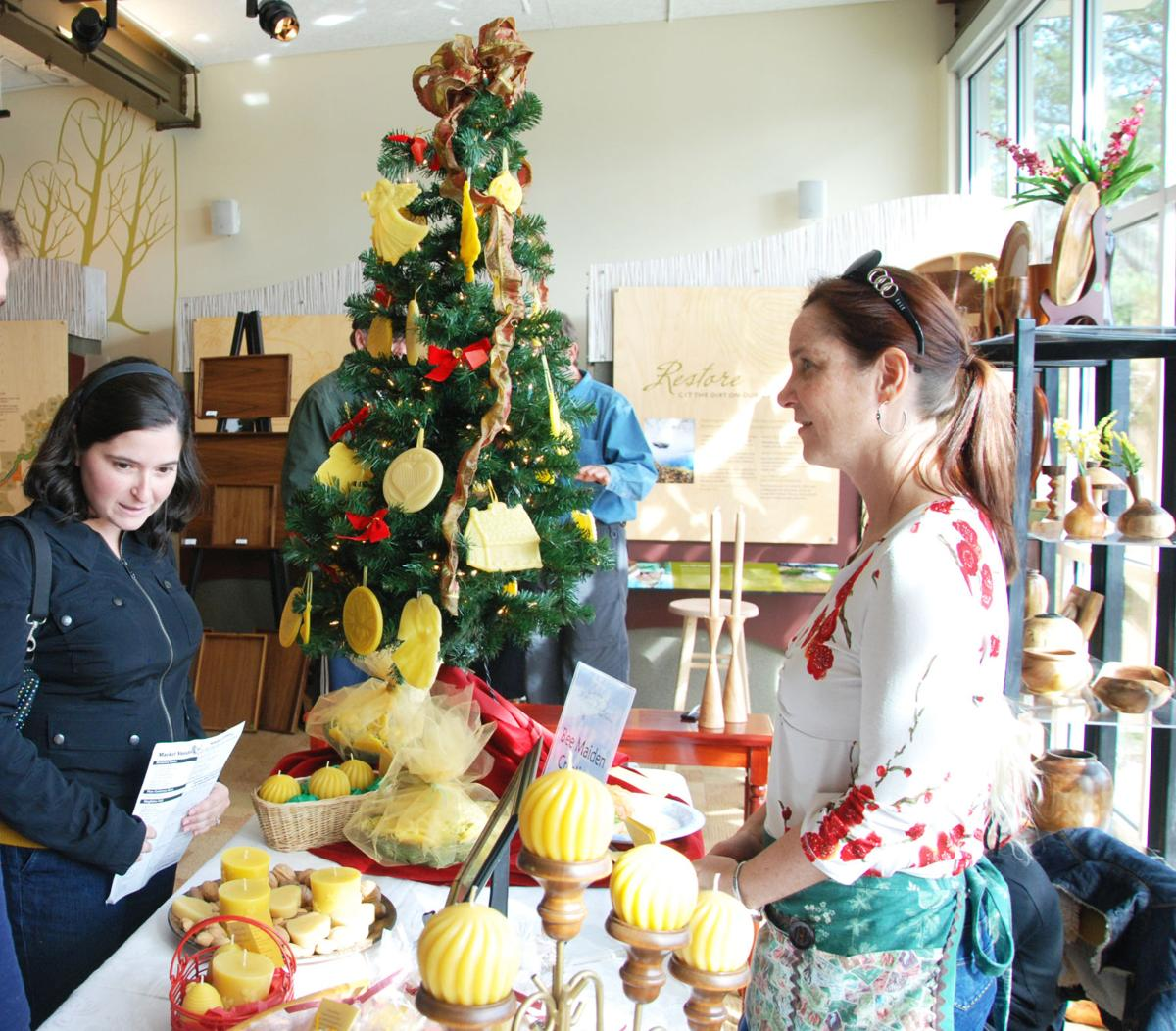 Back to Nature Holiday Market, December 7