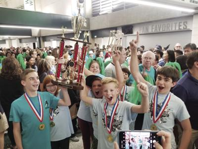 Odyssey of the Mind winners