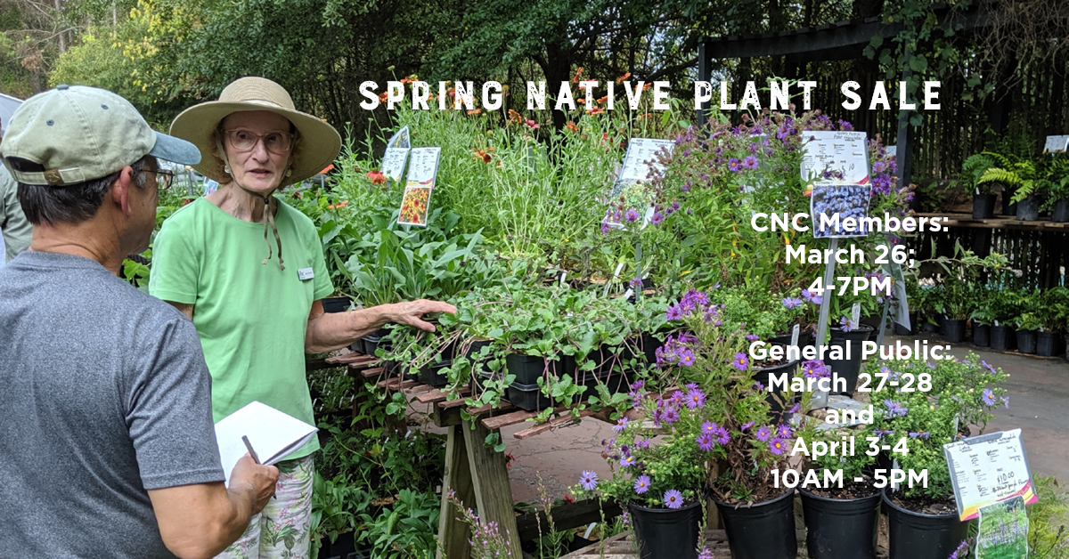 Spring Native Plant Sale at Chattahoochee Nature Center