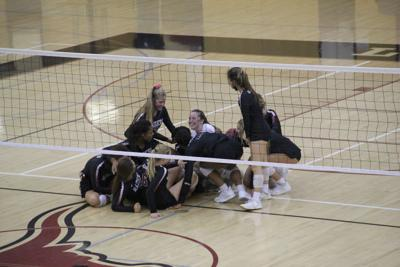 Alpharetta volleyball semifinals
