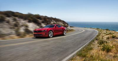 An all-new 2020 Camaro LT1 model adds a more affordable choice to those seeking V-8 performance and stylish looks.