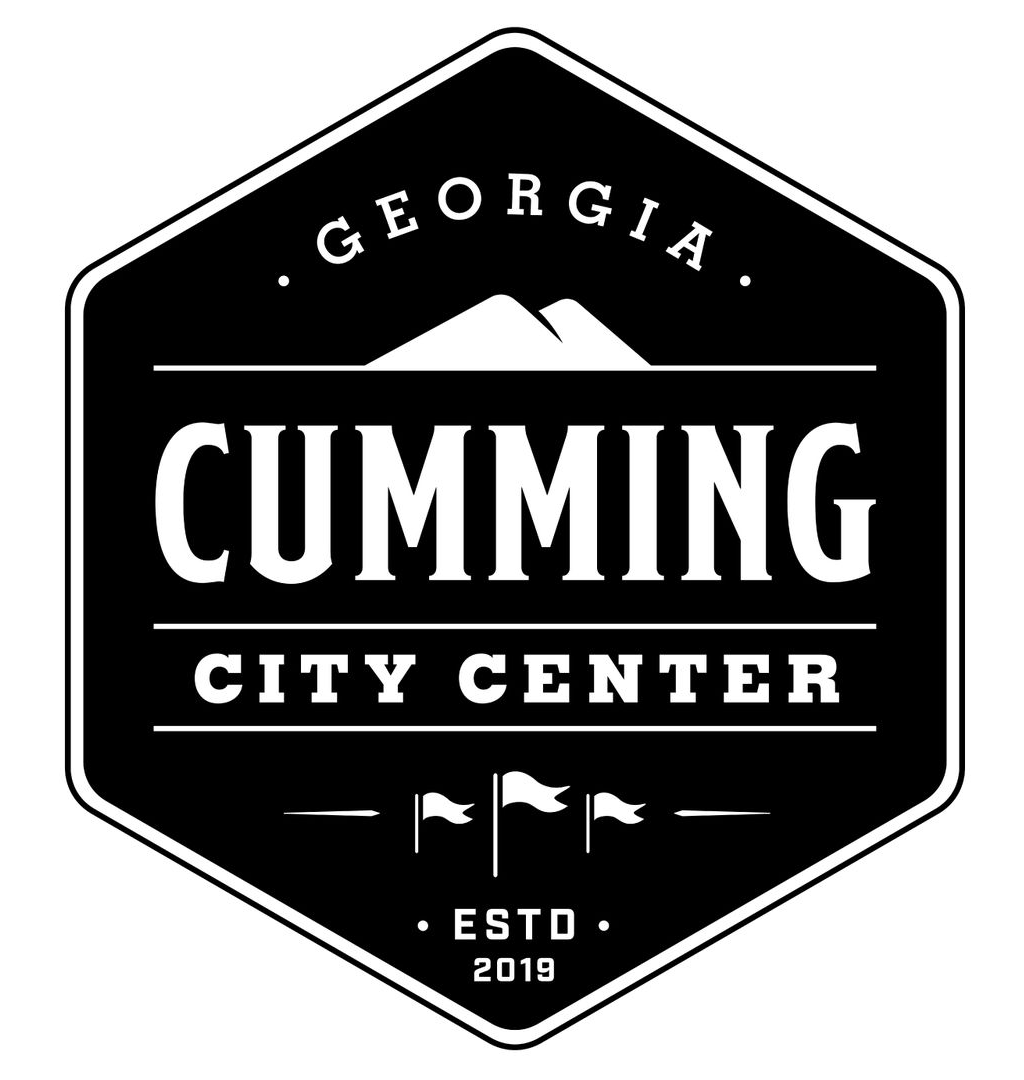 Merchandise logo city center