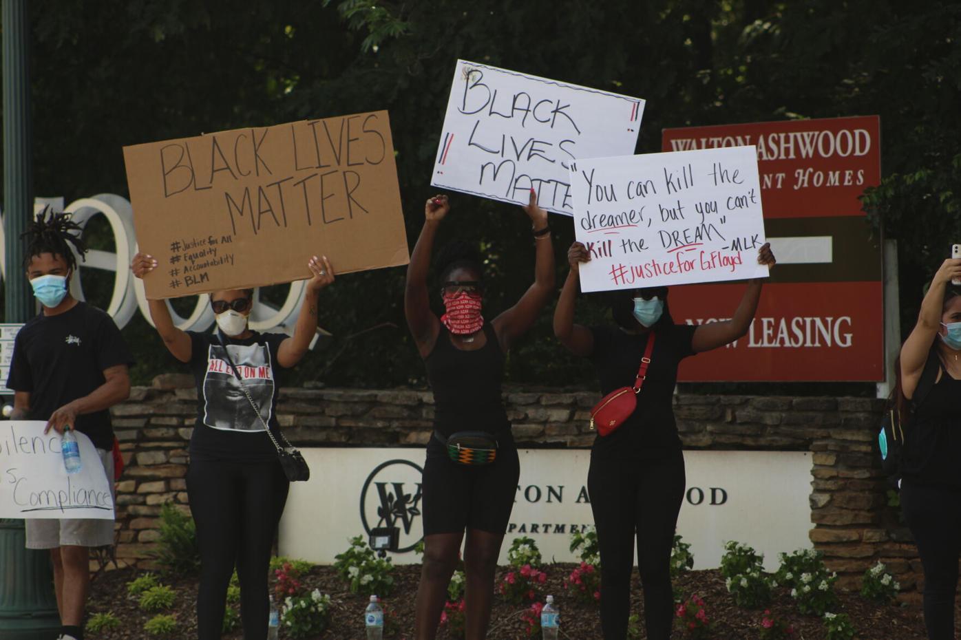 Dunwoody June 2 protest