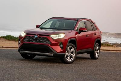 The class-creating Rav4 enters fifth generation