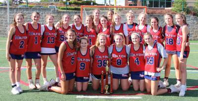 Milton girl's lax championship
