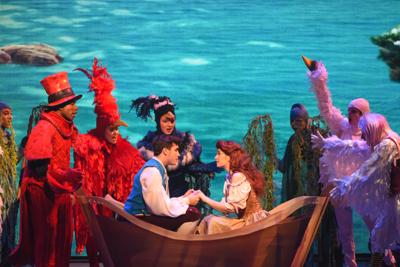Shuler Awards Nominee The Lovett School presents 'The Little Mermaid.'