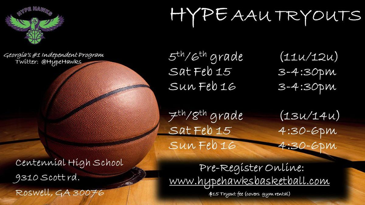 Travel Basketball Tryouts