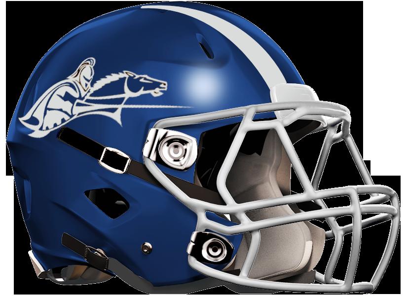 Fellowship Christian HS Football Helmet