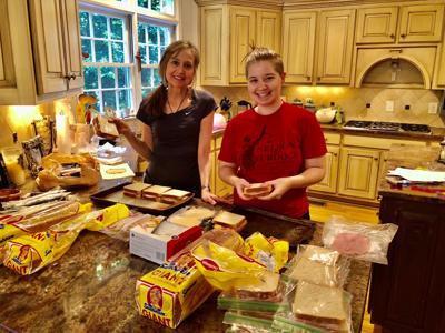 Lisa and Marianna Hiles