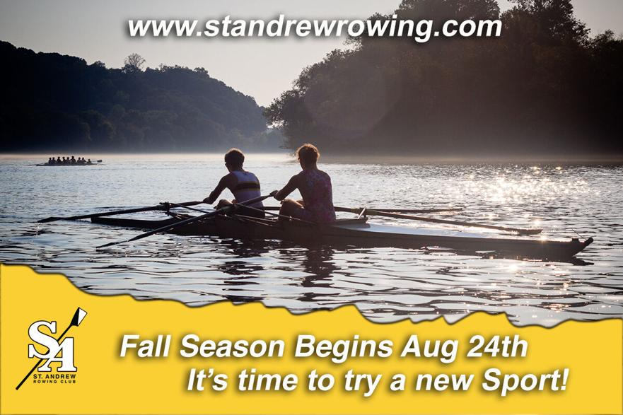 Rowing in Small Boats this Fall!