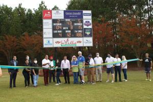 Johns Creek Leadership unveils first electronic cricket scoreboard in Georgia