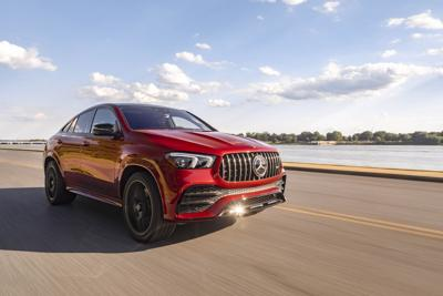 GLE 53 another coupe-that-isn't serving up impressive performance