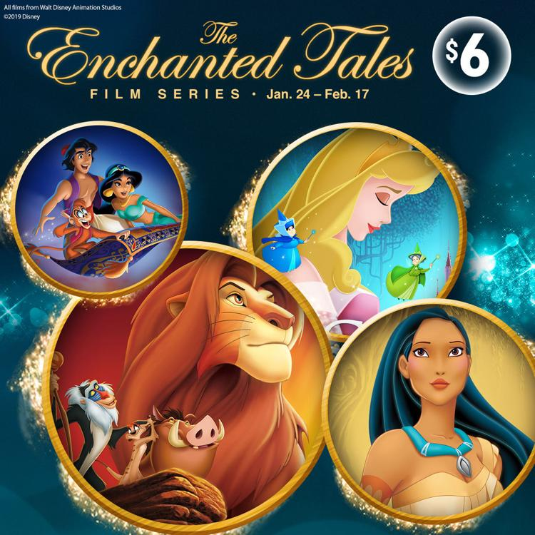 See Disney classics for just $6 at Movie Tavern!