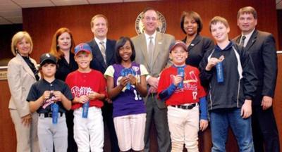 Johns Creek honors Pitch, Hit & Run winners
