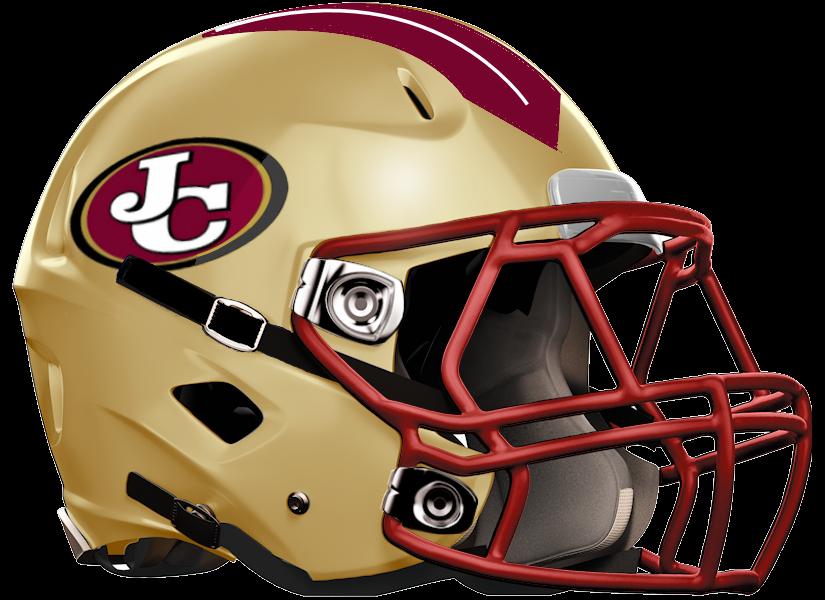 Johns Creek Football Helmet
