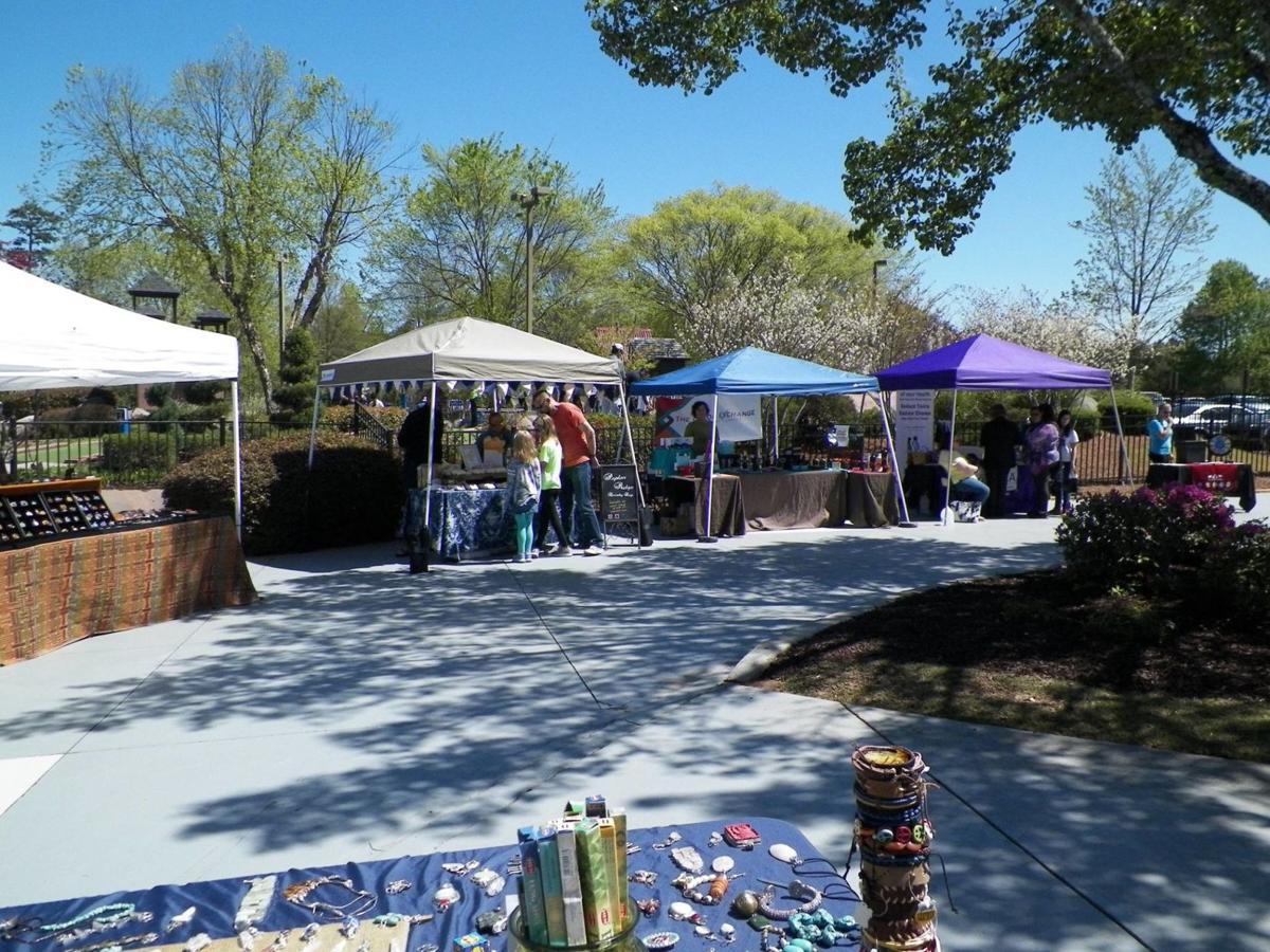 Arts and Crafts Fair Tents