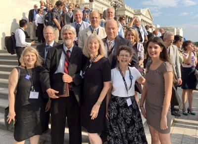 Bipartisan Citizens' Climate Lobby holds first meeting