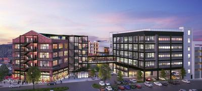 Southern Post development breaks ground near downtown Roswell