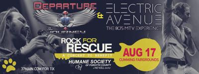 Rock for Rescue