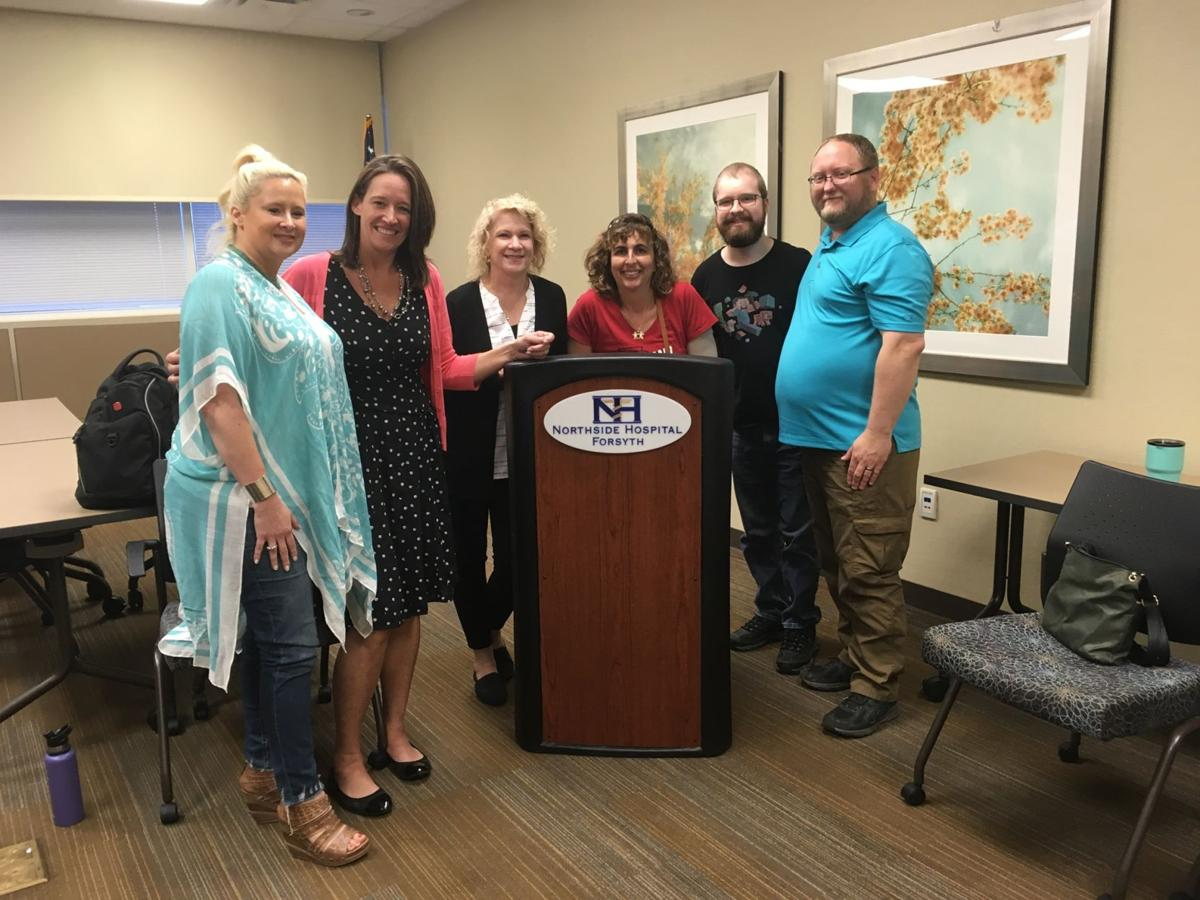 Brain injury support group seeks hospital recognition