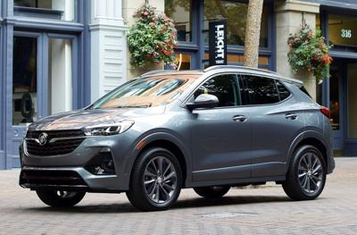 Encore GX is Buick's bit-bigger compact crossover