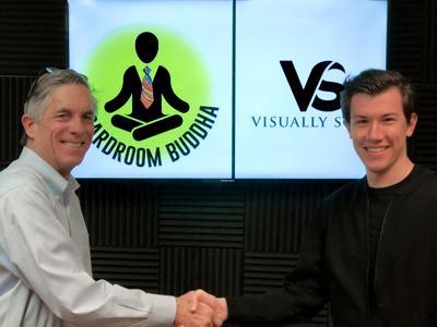 Boardroom Buddha - Evan Roberts