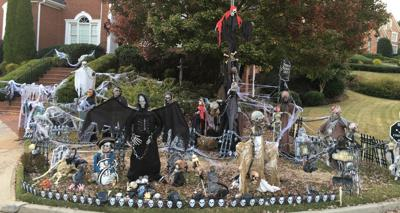 St. Ives Country Club Halloween House returns