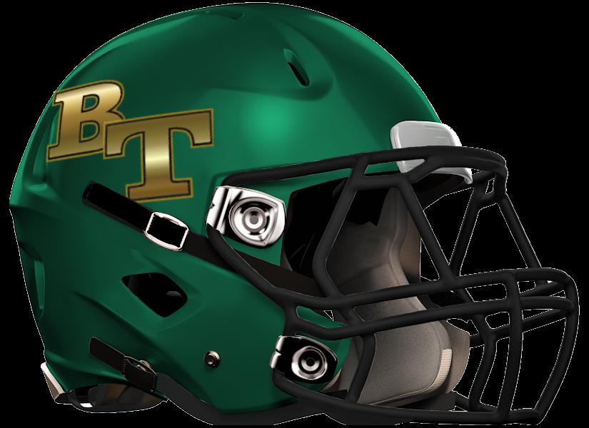 Blessed Trinity HS Football Helmet