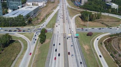 GDOT gives update on Ga  400 express lanes | Forsyth Herald