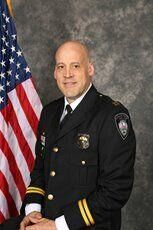 Johns Creek Police Chief Chris Byers