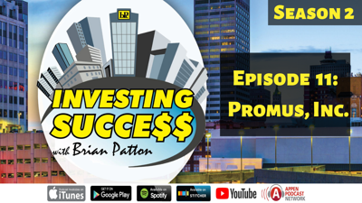 Investing Success with Brian Patton S2E11