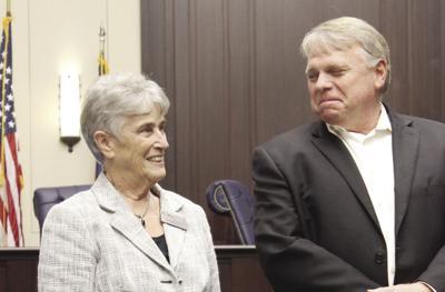 Barbara Duffy and Jim Gilvin