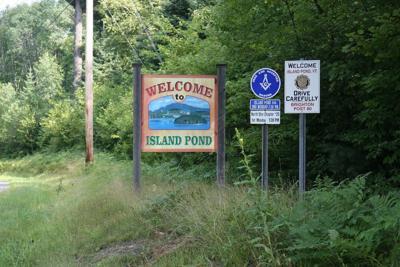 welcome to island pond